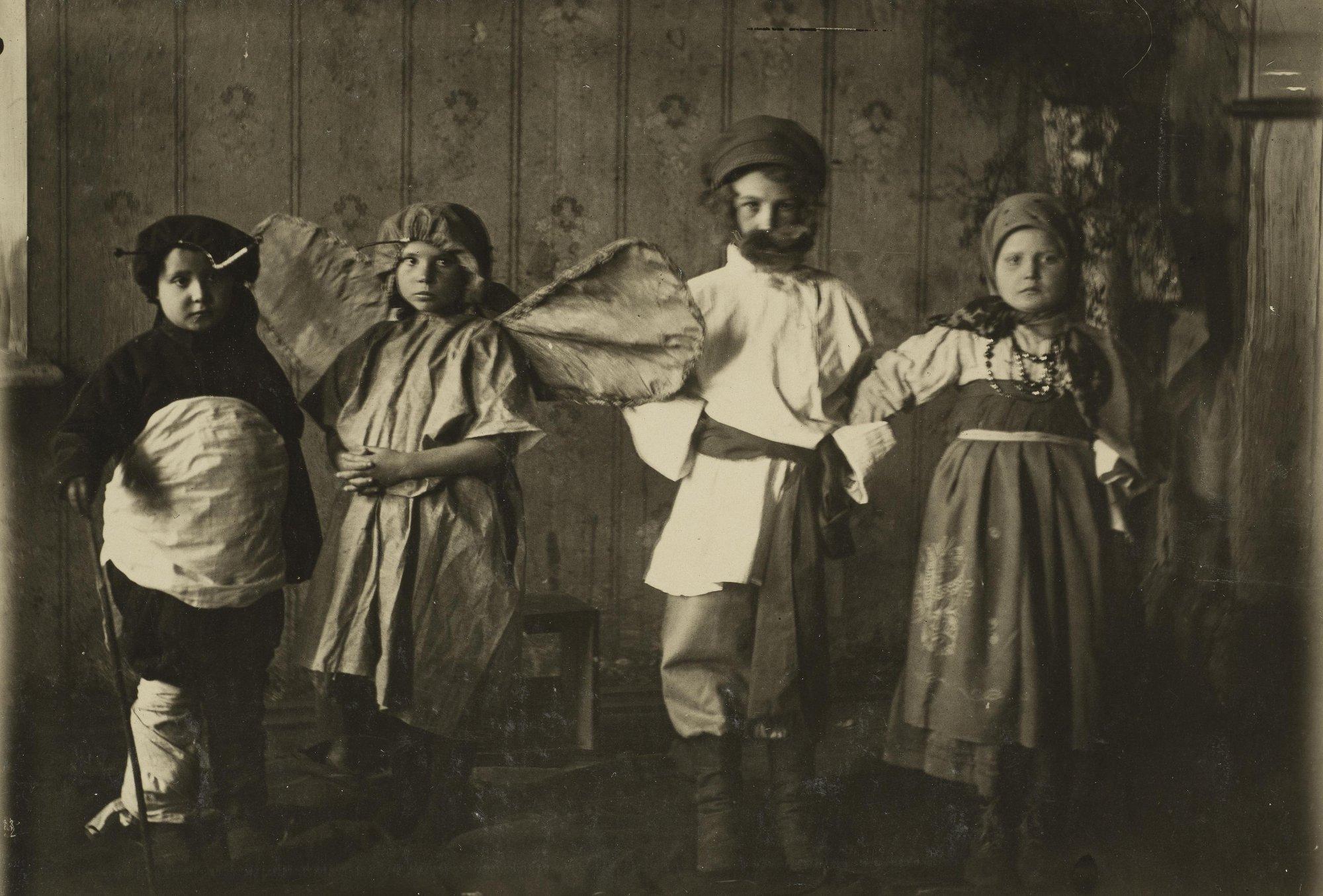 Спектакль Жук и мужик в детском доме № 74. Самара