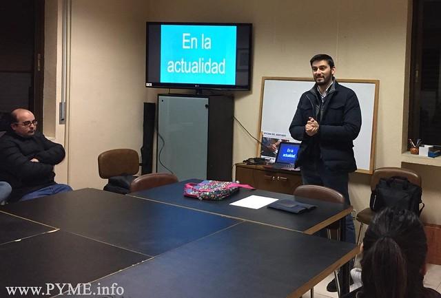 AFECIR impulsa un proyecto de marketplace para las pymes de Ciudad Rodrigo