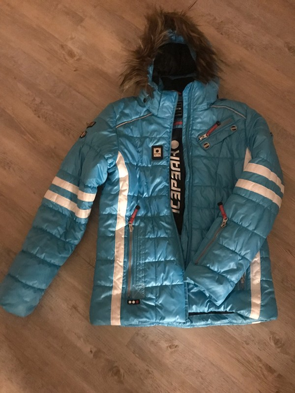 Zimní bunda Icepeak - Bazar - SNOW.CZ c094cba387