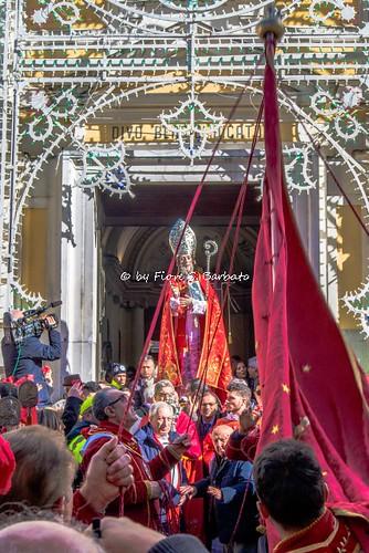 Lanzara di Castel San Giorgio (SA), 2019, Festa di San Biagio.