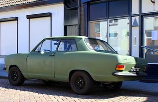 1970 Opel Kadett