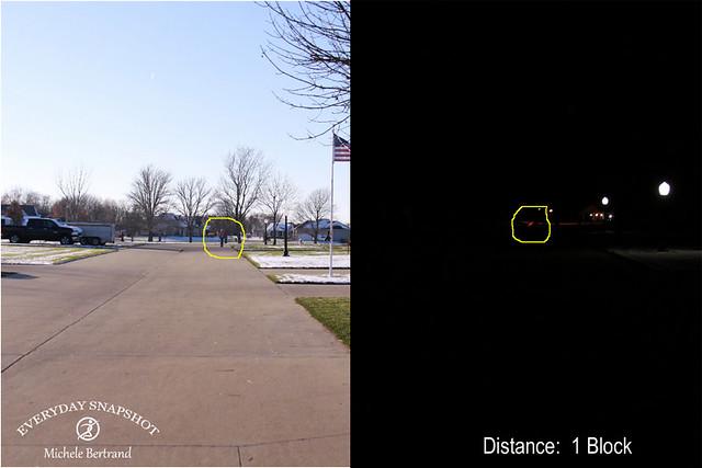 Distance - 19 1 Block