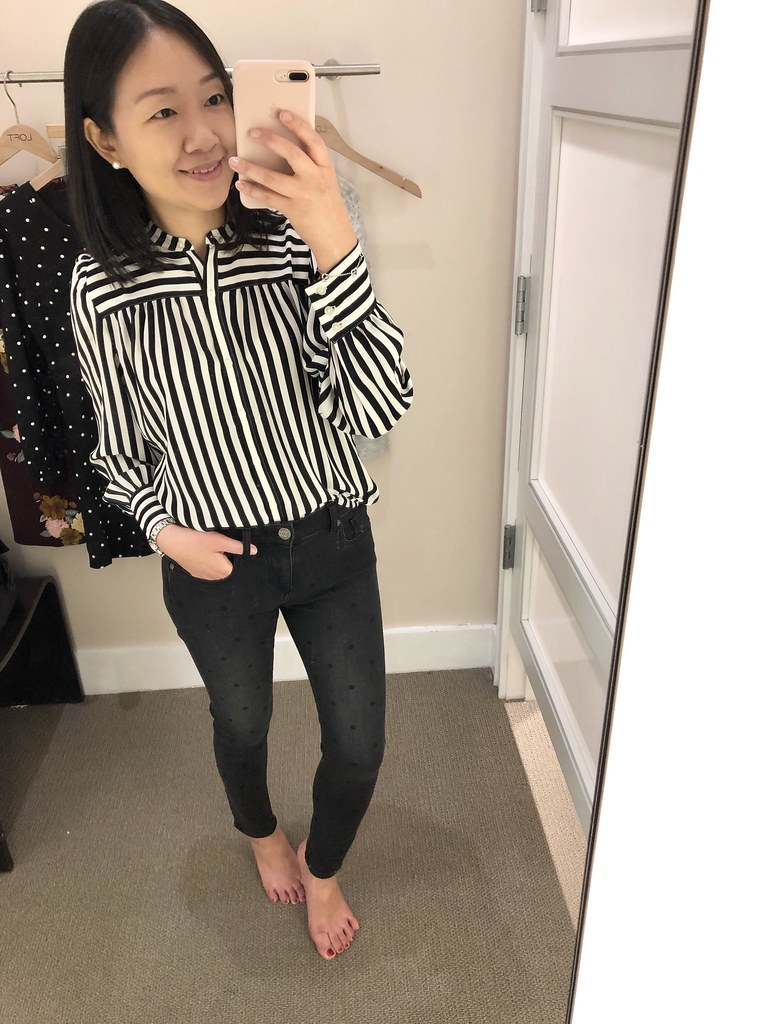 652621131b92b5 Extra 70% Off Sale Styles at LOFT + Sale Reviews Roundup - what jess ...