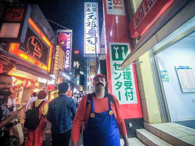 Photo:Shibuya Halloween 2018 (October 31) By Dick Thomas Johnson