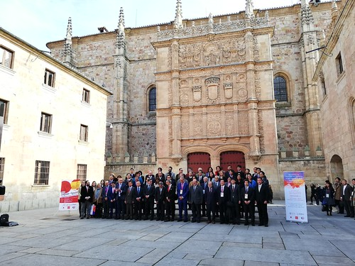 Conferencia de rectores universitarios japoneses y españoles