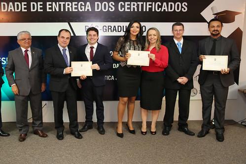 Solenidade de Entrega dos Certificados das Pós-Graduações (20)