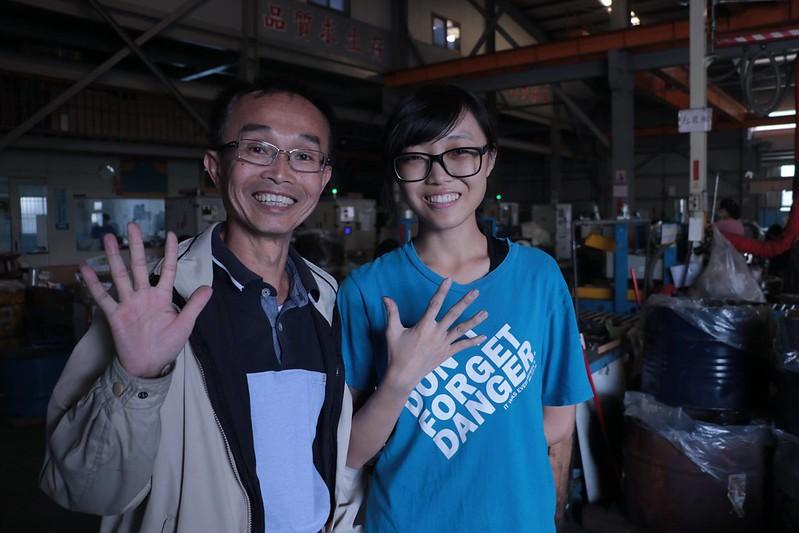 陳永和的女兒陳映樺說選前根本不知道票在哪裡?選後才鬆一口氣,原來還有那麼多人會聽見他們的聲音!