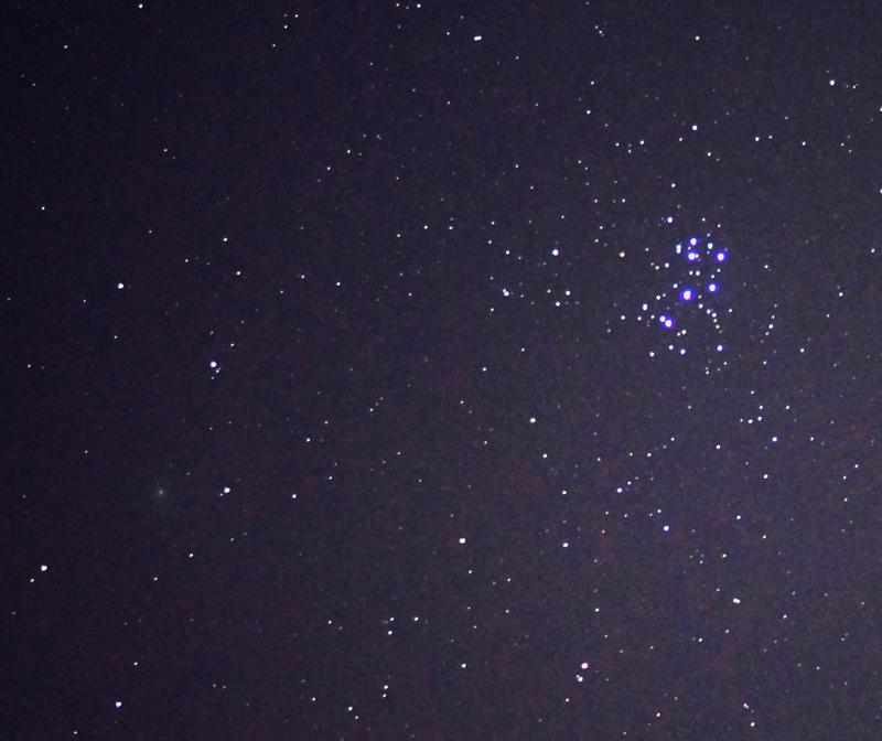 Comète 46P/Wirtanen en décembre 2018 44547370380_f1056f94d7_o