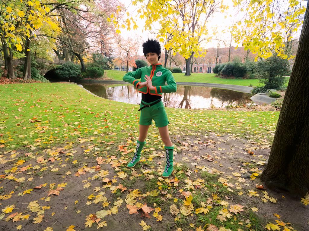 related image - Shooting Hunter X Hunter - Jardin Royal - Toulouse -2018-12-02- P1455027