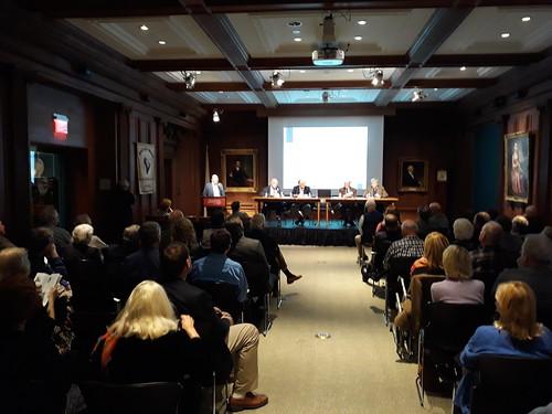 MCA 2018 Boston conference panel