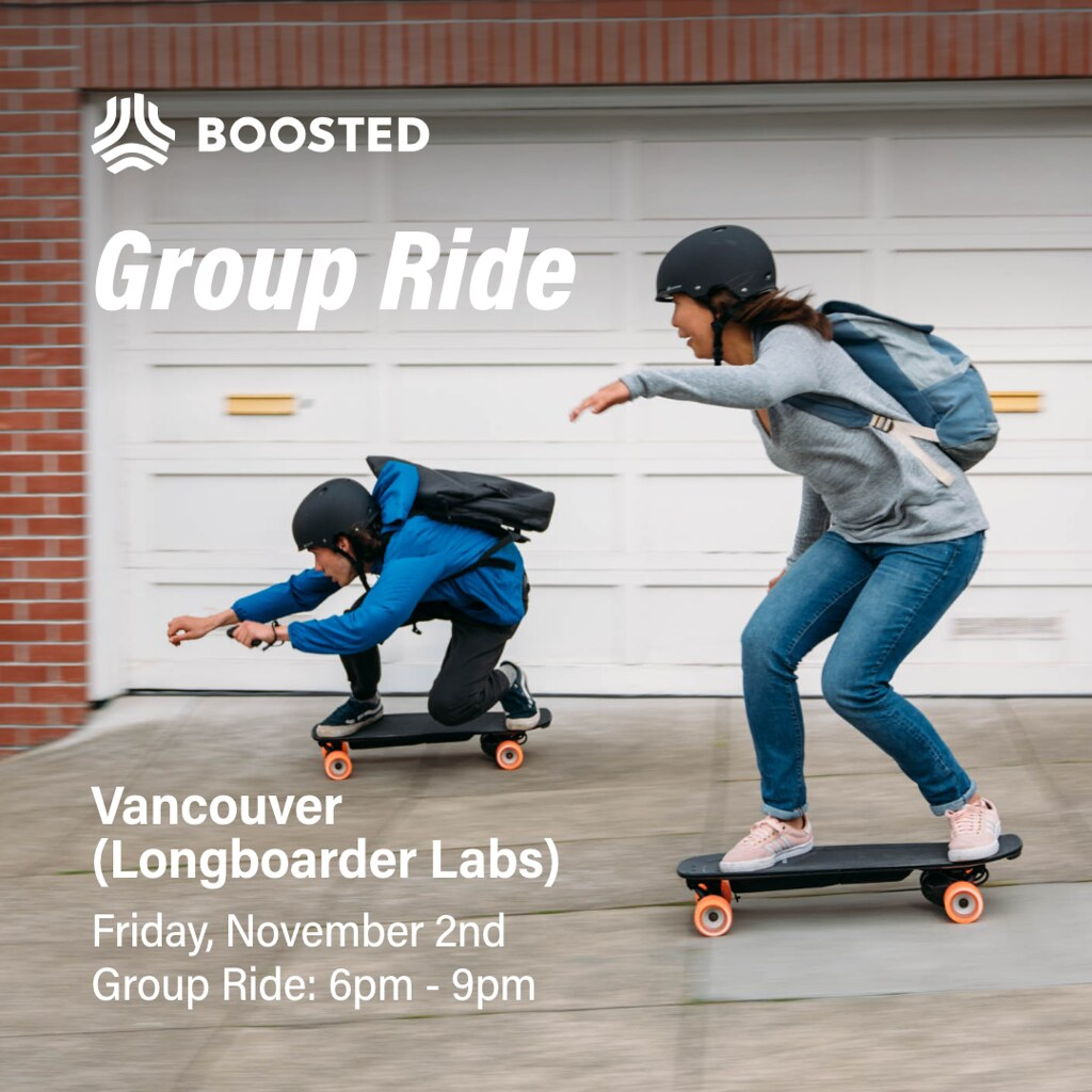 Group-Ride – Vancouver
