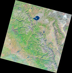 Yosemite National Park and Mono Lake