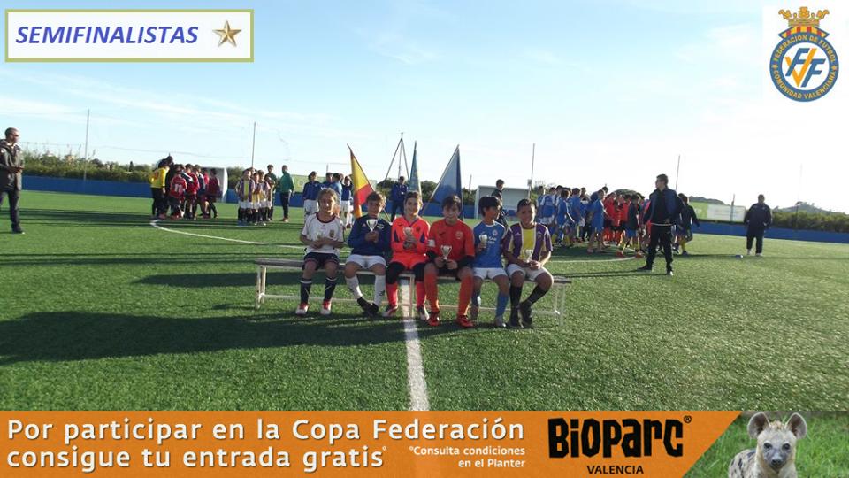 IX Copa Federación Alevín Fase* Jornada 2