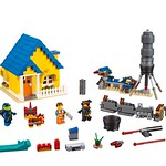 LEGO Movie 2 70831 Emmet's Dream House Rescue Rocket 03