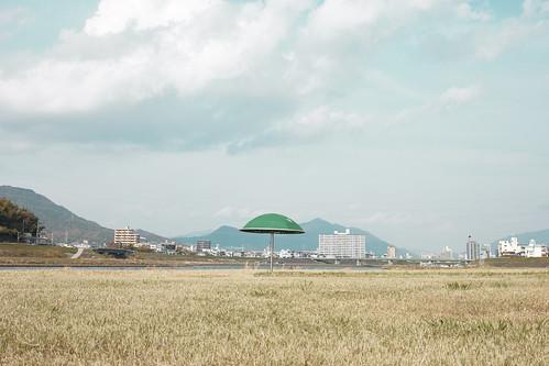 Parasol(GREEN).