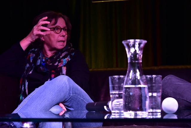 Literatursalon Sachbuch mit Renée Schroeder