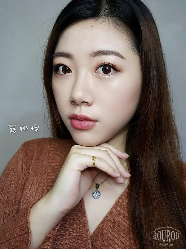 Luena MAKE露葳娜彩色隱形眼鏡6