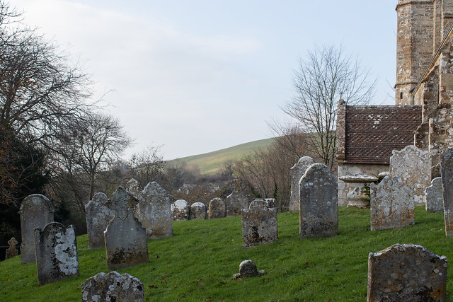 Litton Cheney churchyard 3