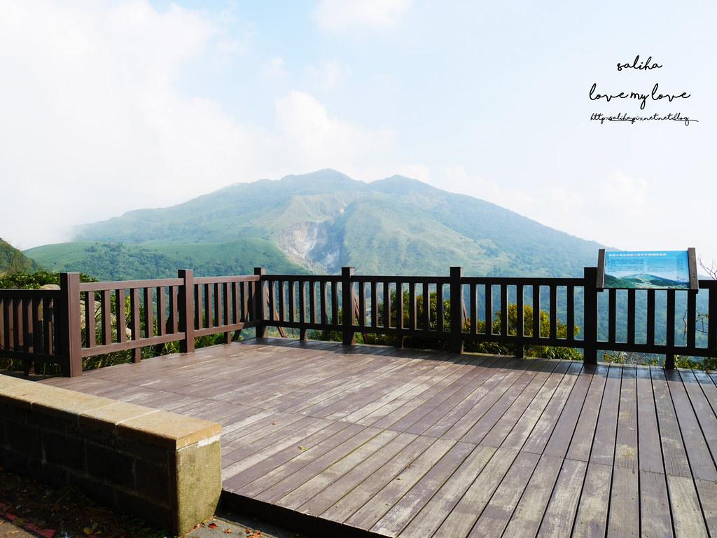 台北陽明山一日遊踏青景點推薦大屯自然公園 (3)