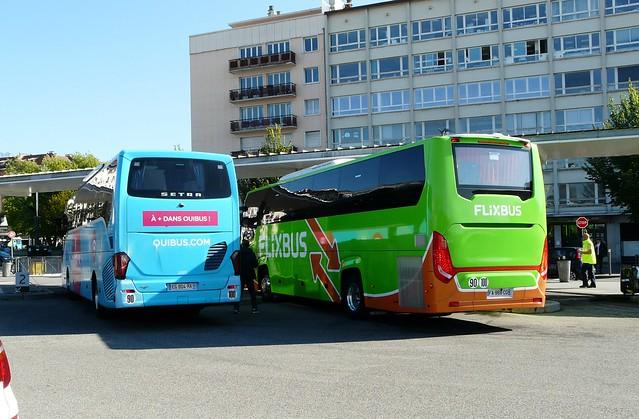Ouibus et Flixbus, Panasonic DMC-FZ18