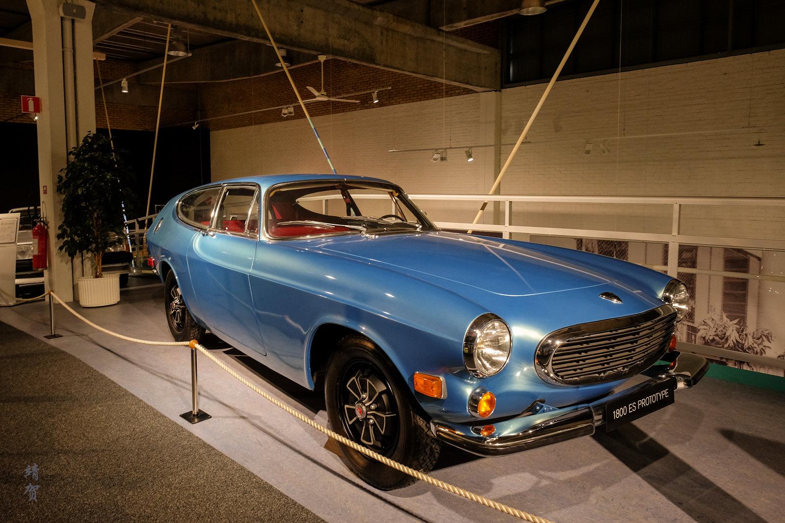 Volvo 1800ES Prototype