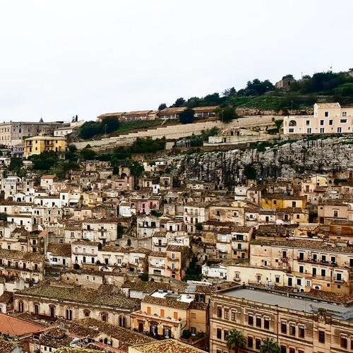 Sicilia: vista di Modica