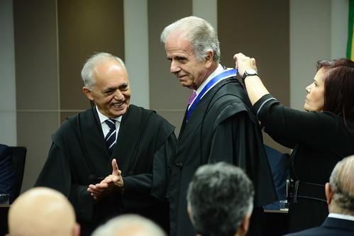 Solenidade de Posse do Ministro José Múcio Monteiro na Presidência do TCU