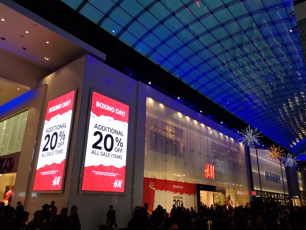 H&M additional 20% OFF all sale items