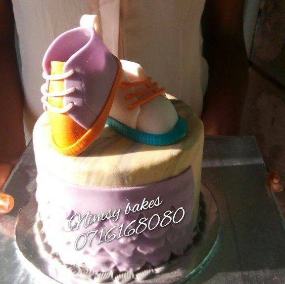 Cake by Nimsy Bakes
