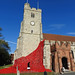 Poppies at Holy Trinity Church, Rayleigh, Essex