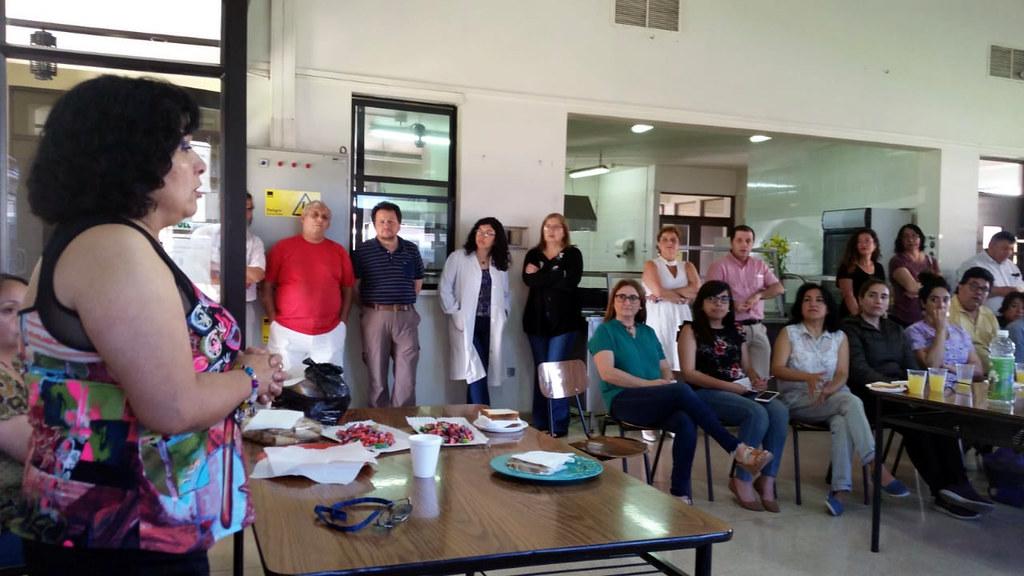 Asamblea AFSAG Metropolitana manifiesta preocupación por clima laboral en Lo Aguirre – 08 Nov 2018