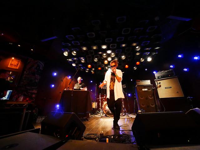 Elli Grill @ Hard Rock Cafe -Thursday - Jimson Carr