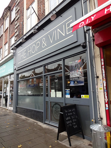 Hop & Vine, Ruislip, London HA4