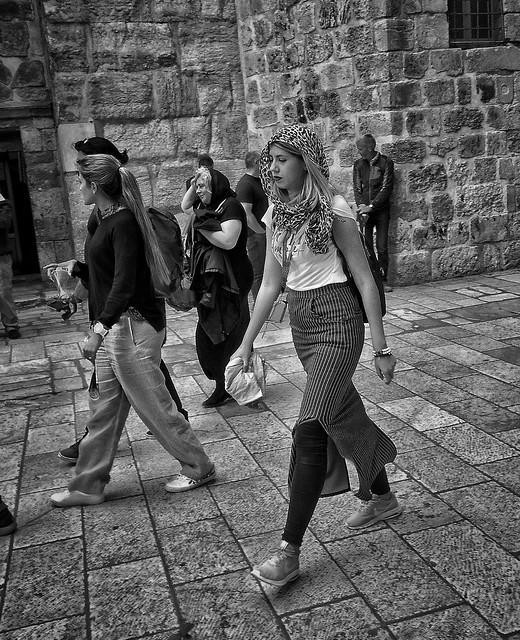 Jerusalém, Nikon COOLPIX A100