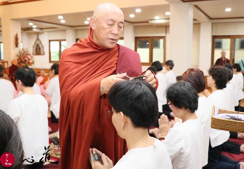 20181112-1117 緬甸短期出家