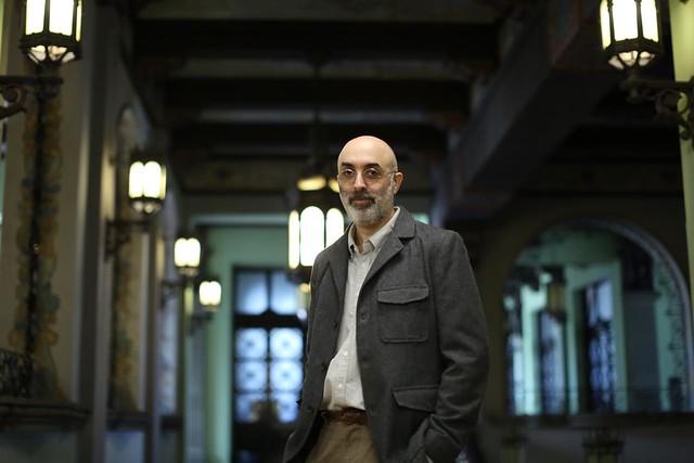 """Eduardo Halfon recibe el Premio Nacional de Literatura """"Miguel Ángel Asturias"""""""
