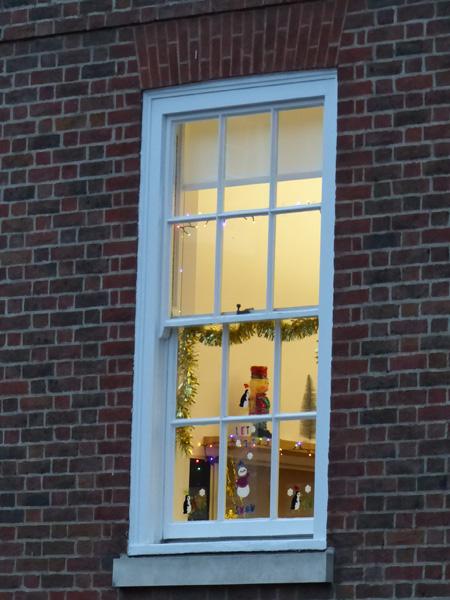 fenêtre Gray's Inn