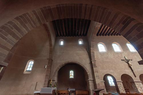 Abbatiale St Trophime 2 (Eschau, France)-102