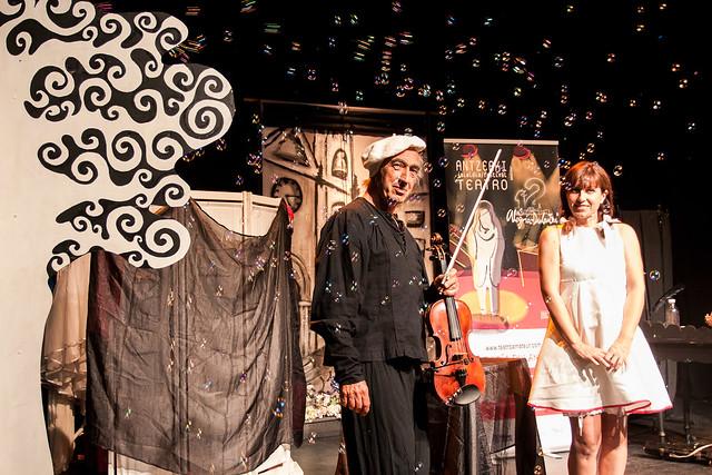 XII Festival de Teatro Amateur de Alegría-Dulantzi 2018