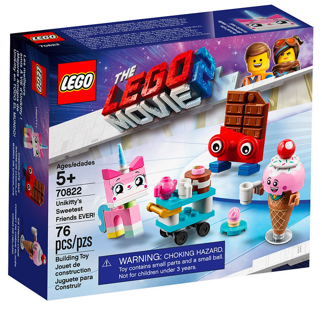 LEGO Movie 2 70822 Unikitty's Sweetest Friends EVER 01