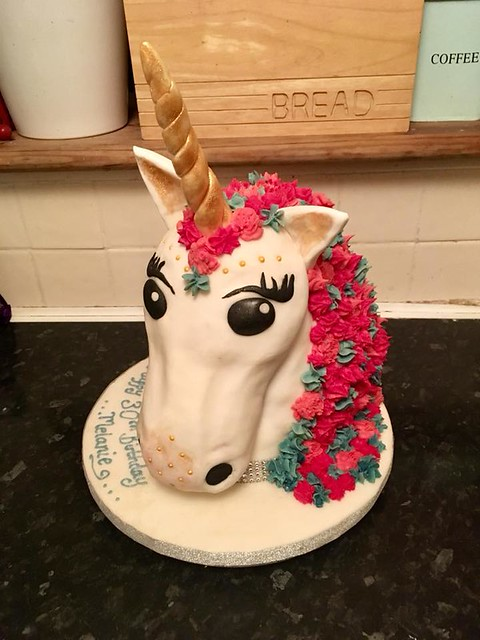 Unicorn Cake by Danni's Cakes