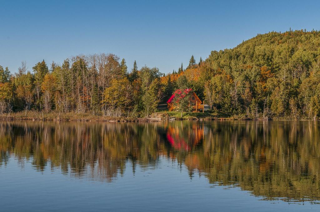 La petite maison dans les bois | Quebec - Canada | Claire Galichet ...