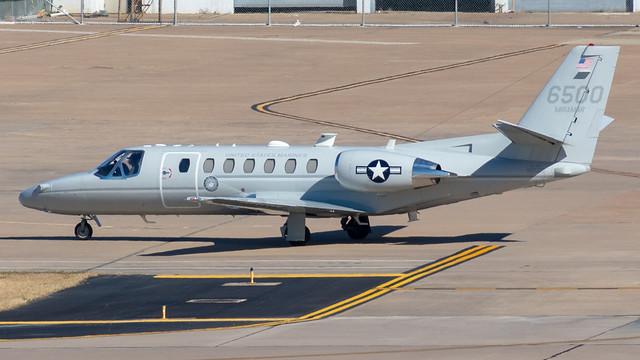 166500 UC-35D Cessna Citation, Nikon D3400, Sigma 70-300mm F4-5.6 DG OS