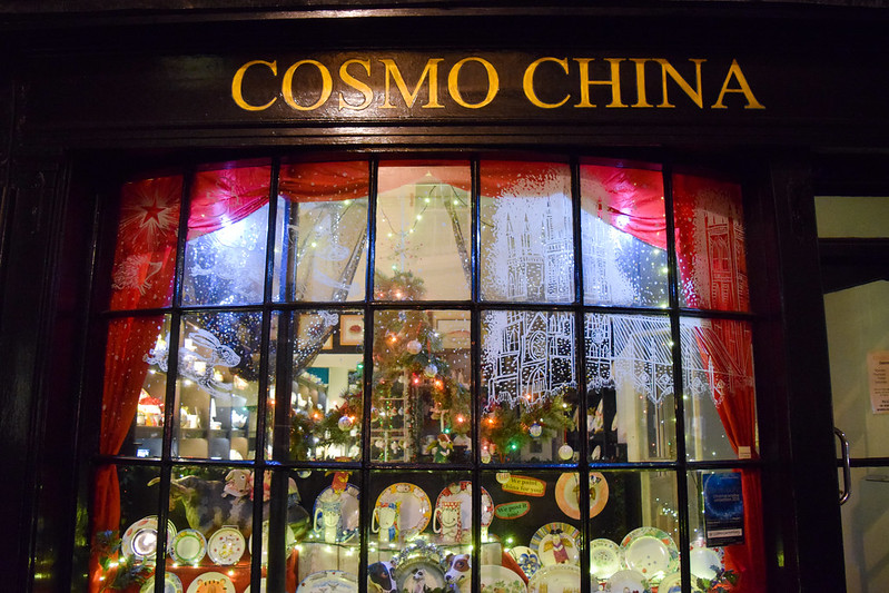 Cosmo China, Canterbury