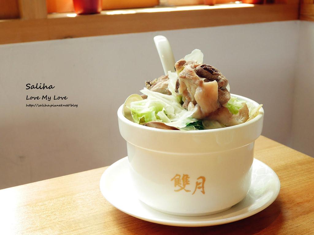 新北中和連城路平價好吃餐廳美食推薦雙月食品社雞湯小吃滷味 (17)