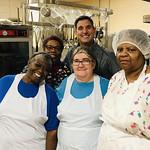 Dollarway High School Cafeteria Staff & Paul-Pine Bluff, Arkansas