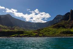 Na Pali Tal Kauai Hawaii