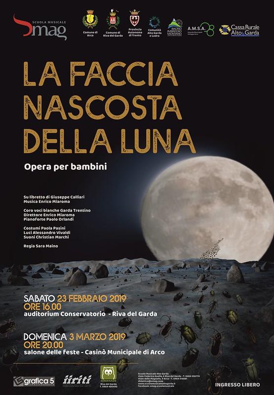 Manifesto la Faccia nascosta della Luna definitivo