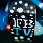 Kabbeverb Fingerboards - FBTV Handpainted