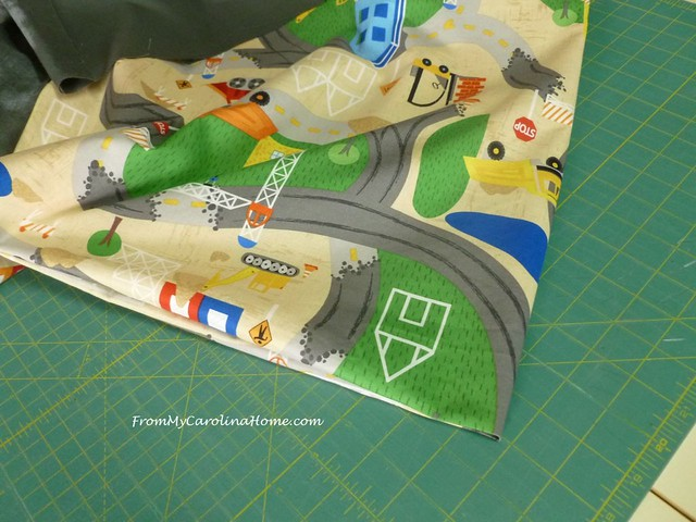 Kids Quilt at FromMyCarolinaHome.com